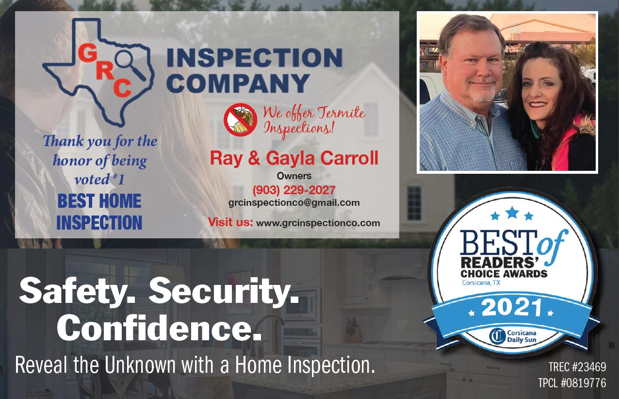 GRC Inspection Company: Voted #1 Best Home Inspection 2021