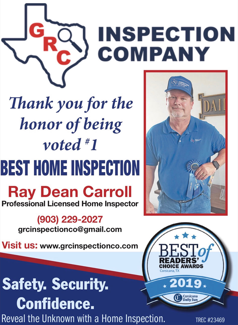 GRC Inspection Company: Voted #1 Best Home Inspection